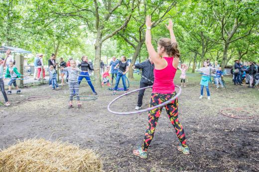hoopdance workshop